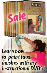 Faux Fun Painting